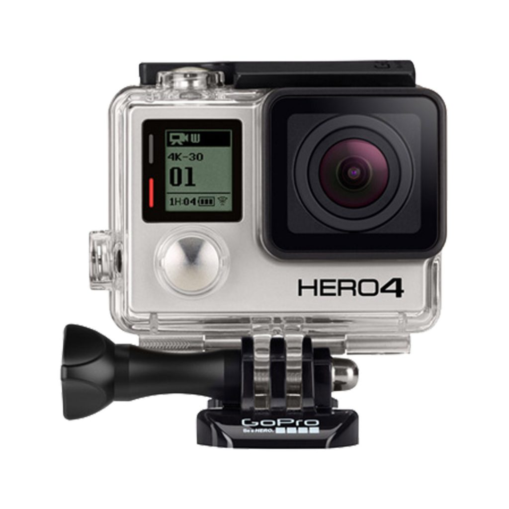 دوربین ورزشی GoPro Hero 4 Black Edition
