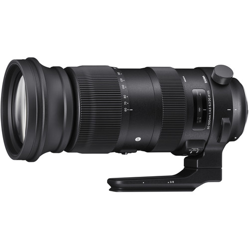 لنز سیگما Sigma 60-600mm f/4.5-6.3 DG OS HSM Sports For Canon
