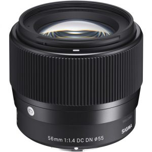 لنز Sigma 56mm f/1.4 DC DN Contemporary for Sony E